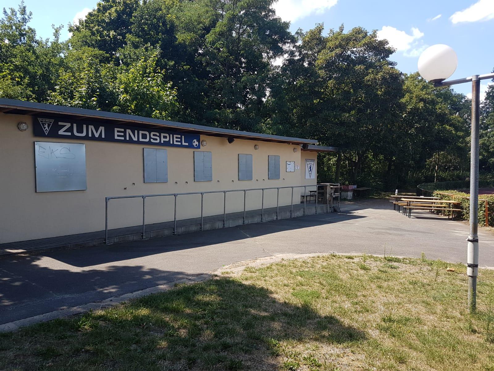 Vereinsheim - Zum Endspiel